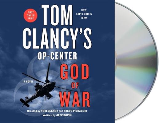 Tom Clancy's Op-Center: God of War: A Novel Cover Image