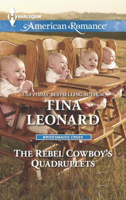 The Rebel Cowboy's Quadruplets Cover