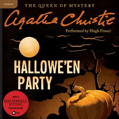 Hallowe'en Party Lib/E: A Hercule Poirot Mystery (Hercule Poirot Mysteries (Audio) #1969) Cover Image