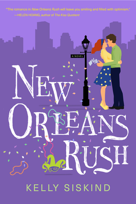 Cover for New Orleans Rush