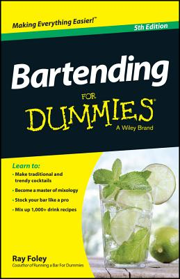 Bartending for Dummies Cover Image