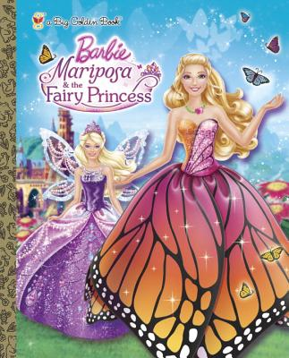 Mariposa & the Fairy Princess Cover