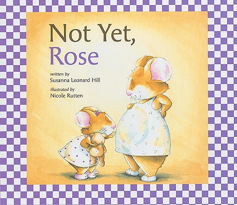 Not Yet, Rose Cover