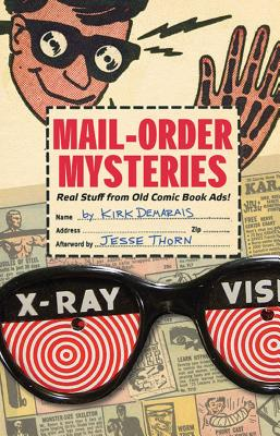 Mail-Order Mysteries Cover Image