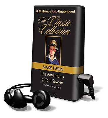 The Adventures of Tom Sawyer [With Earbuds] (Playaway Adult Fiction) Cover Image