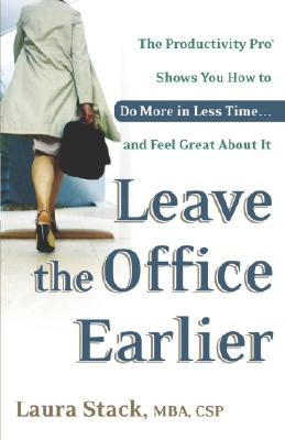 Leave the Office Earlier Cover