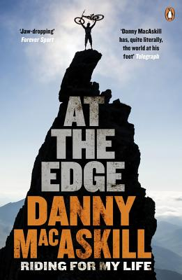 At the Edge: Riding for My Life Cover Image