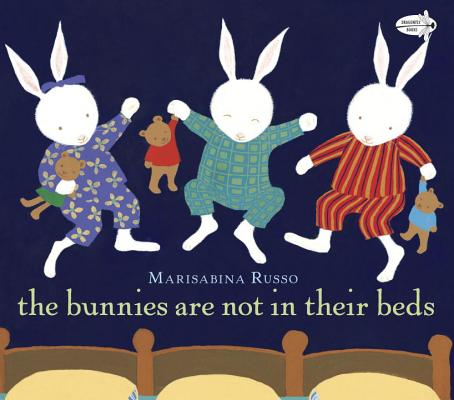 The Bunnies Are Not in Their Beds Cover