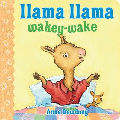 Llama Llama Wakey-Wake Cover Image