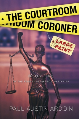The Courtroom Coroner Cover Image