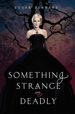 Something Strange and Deadly Cover