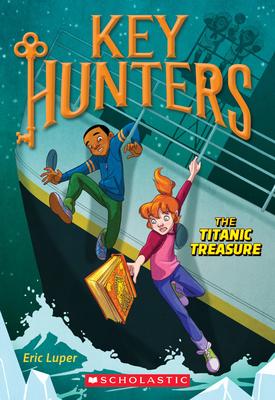 The Titanic Treasure (Key Hunters #5) Cover Image