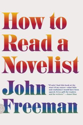 How to Read a Novelist Cover