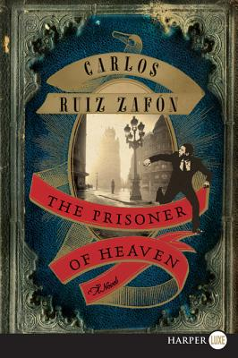 The Prisoner of Heaven Cover Image