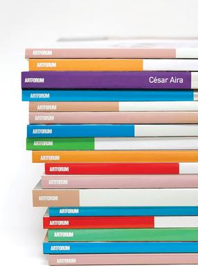 Artforum Cover Image
