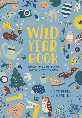 Cover for The Wild Year Book
