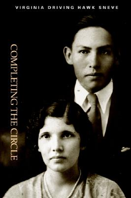 Cover for Completing the Circle (North American Indian Prose Award)