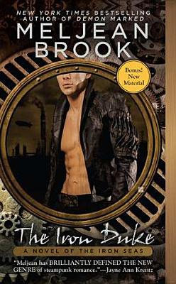 The Iron Duke (A Novel of the Iron Seas #1) Cover Image