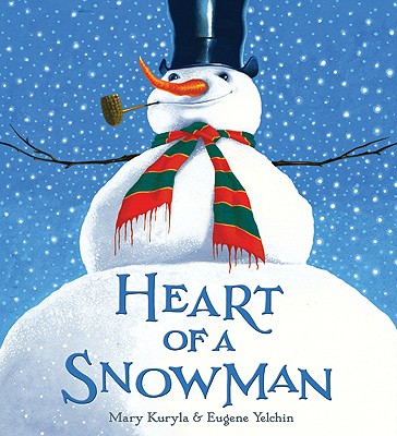 Heart of a Snowman Cover