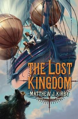 The Lost Kingdom Cover