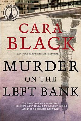 Murder on the Left Bank (An Aimée Leduc Investigation #18) Cover Image