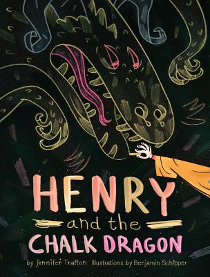 Henry and the Chalk Dragon Cover Image