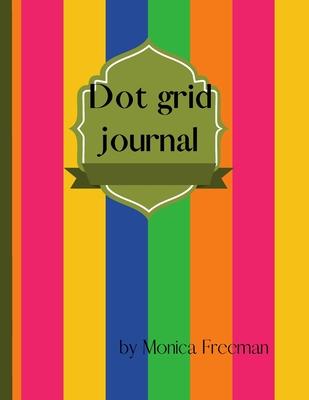 Dot Grid Journal Cover Image
