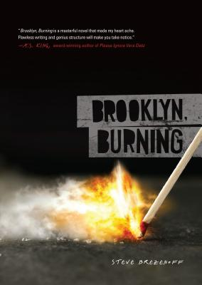 Brooklyn, Burning Cover