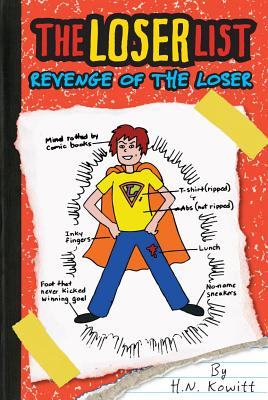 Revenge of the Loser Cover