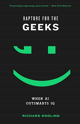Rapture for the Geeks Cover