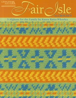 Fair Isle to Crochet Cover