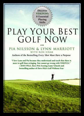 Play Your Best Golf Now: Discover VISION54's 8 Essential Playing Skills Cover Image