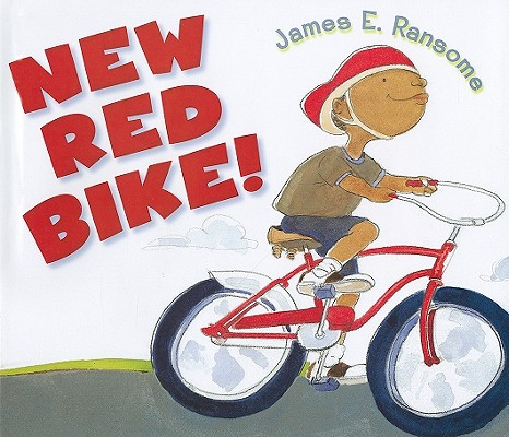 Cover for New Red Bike!