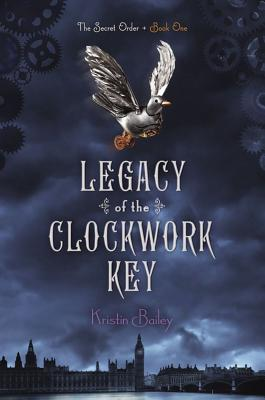 Legacy of the Clockwork Key Cover