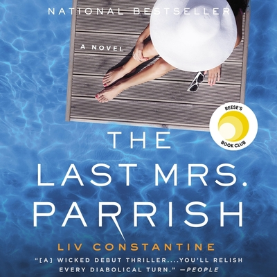 The Last Mrs. Parrish Lib/E Cover Image