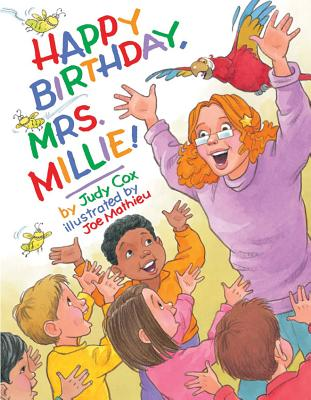 Happy Birthday, Mrs. Millie! Cover