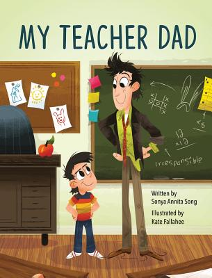 My Teacher Dad Cover Image