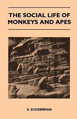 The Social Life of Monkeys and Apes Cover Image