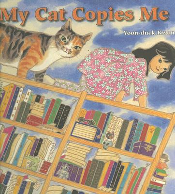 Cover for My Cat Copies Me