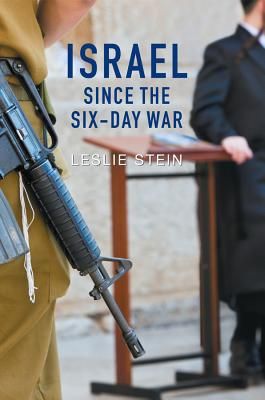 Israel Since the Six-Day War: Tears of Joy, Tears of Sorrow Cover Image