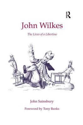 Cover for John Wilkes