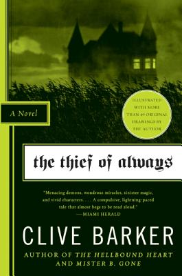 The Thief of Always Cover Image