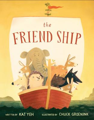 The Friend Ship Cover Image