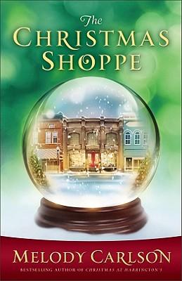 The Christmas Shoppe Cover