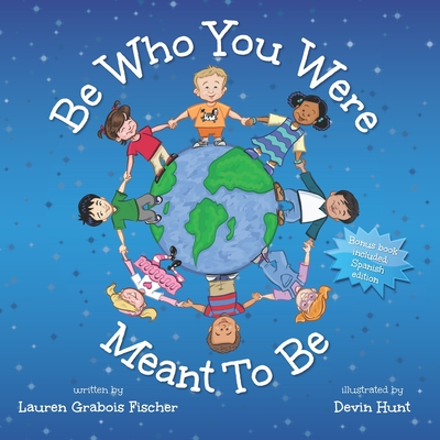 Be Who You Were Meant To Be Cover Image