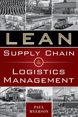 Lean Supply Chain and Logistics Management Cover Image