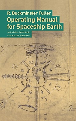 Operating Manual for Spaceship Earth Cover Image