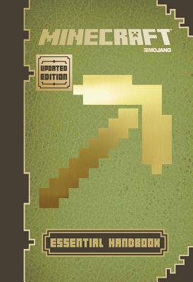 Minecraft: Essential Handbook (Updated Edition): An Official Mojang Book Cover Image
