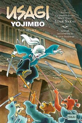 Usagi Yojimbo, Volume 25 Cover