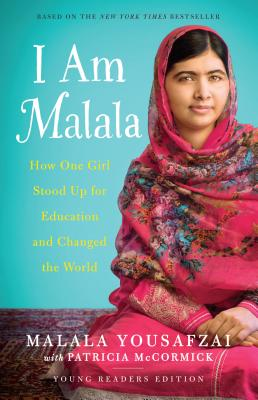 I Am Malala (Yre): How One Girl Stood Up for Education and Changed the World Cover Image